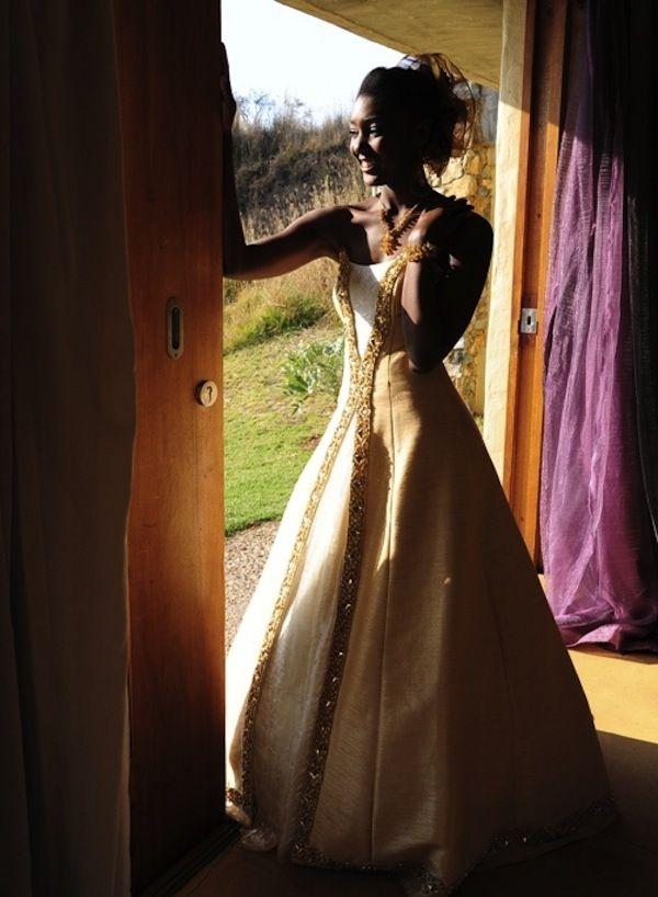 Ethnic Weddings   African Wedding Dresses