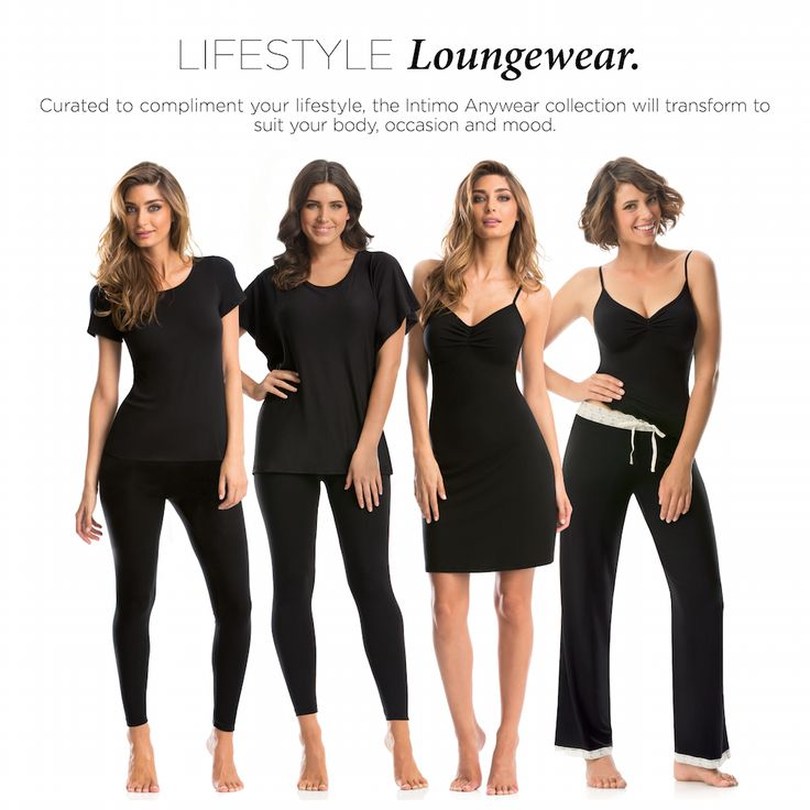 Keep it casual or dress it up: our range of loungewear is curated to complement your lifestyle!