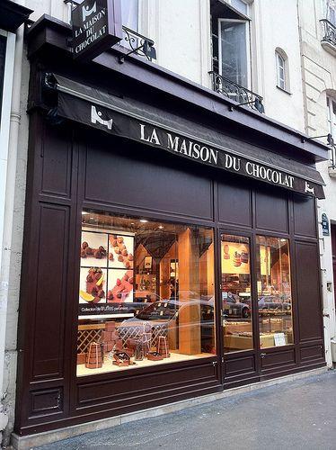 25 best ideas about chocolate shop on pinterest chocolate store design ch - La maison du bain paris ...