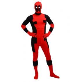 Deadpool Costume: details at http://www.spandexzentaisuits.com/deadpool-lycra-super-hero-costume_p171.html