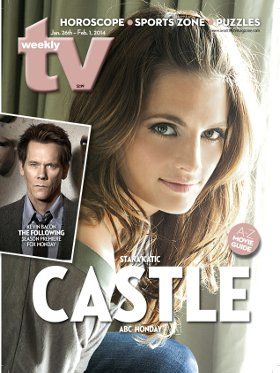 TV Weekly Now | Stana Katic answers your questions from Twitter
