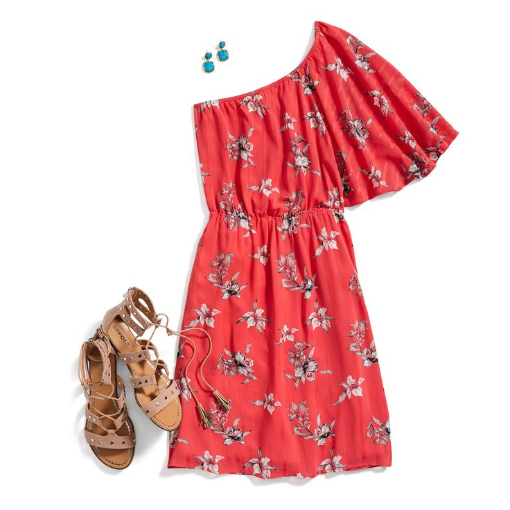 We spy summer! Learn which sundresses are best for your shape.