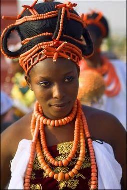 Фото национального африканского костюма