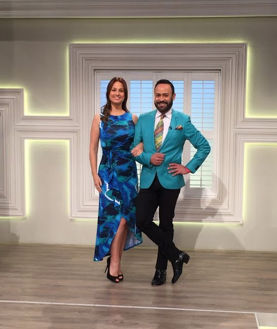 "Nick Verreos: NV NICK VERREOS.....Recap of ""NV Nick Verreos"" shows on QVC UK and QVC Italy!!"
