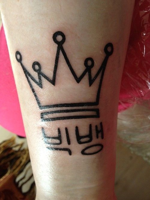 This tattoo doesn't make sense? It does to a K-pop fan. | 8 Reasons K-Pop Fans Are The Most Passionate Of All Fans