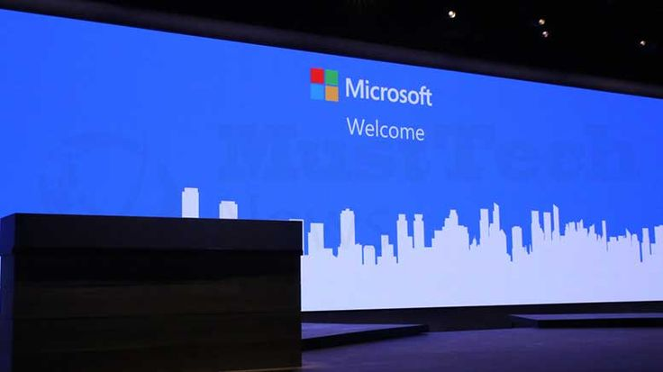 Now Microsoft set their eyes on the hardware end of tech and have announced a hardware event in the next month. Microsoft will hold an event a hardware...
