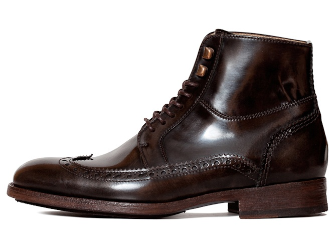 COHIBAS Leather Shoes