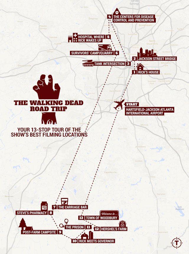 Atlanta neighborhoods Out of the neighborhoods shown here Ive