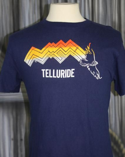 Very best 31 best Colorado Vintage Shirts images on Pinterest | Vintage  UE24