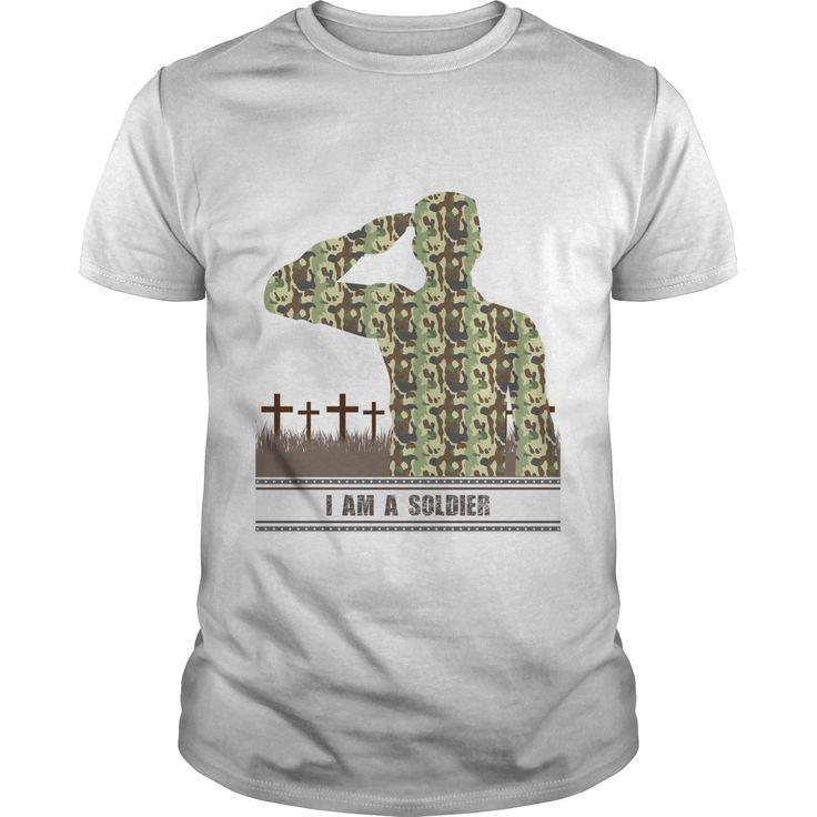 I AM A SOLDIER Perfect T-shirt /Guys Tee / Ladies Tee / Youth Tee / Hoodies / Sweat shirt / Guys V-Neck / Ladies V-Neck/ Unisex Tank Top / Unisex Long Sleeve design t shirt ,cool shirts ,cool shirts ,printed shirts ,printed shirts ,t-shirt maker ,t-shirt maker ,mens shirt ,men shirts ,graphic t-shirts ,graphic t shirts ,men t shirts ,cheap t shirts ,shirt design ,retro t shirts ,t-shart,Tee ,t-shirt shop ,online t shirts,Customized t-shirts ,Best t-shirts ,