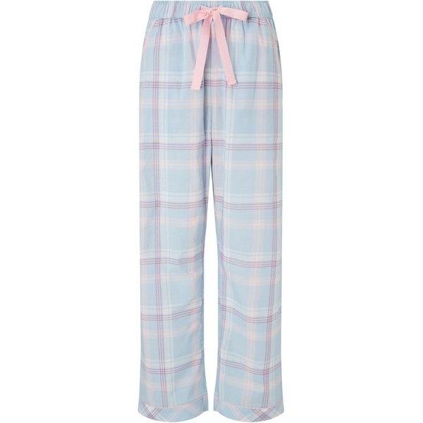 John Lewis Alex Check Print Pyjama Bottoms ($39) ❤ liked on Polyvore featuring intimates, sleepwear, pajamas, cotton pajamas, checked pyjamas, cotton pyjamas, cotton pajama bottoms and cotton pjs