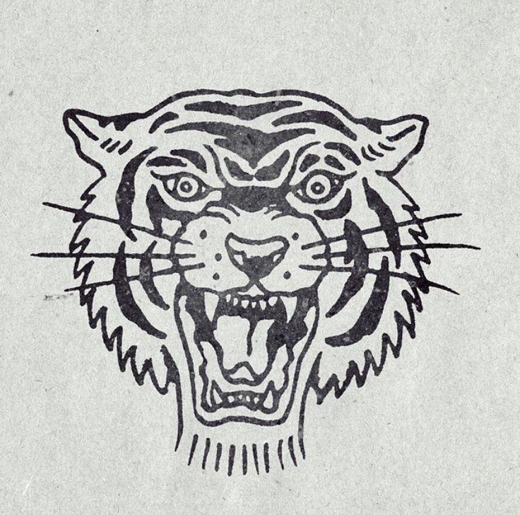 Pin By Nate Brown On Artwork Element Inspiration Tiger Head Tattoo Traditional Tiger Tattoo Headdress Tattoo
