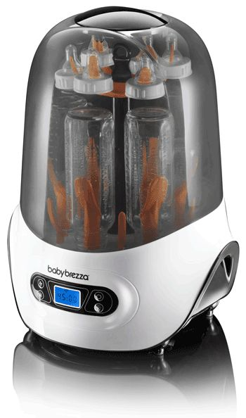One Step Sterilizer Dryer | Babybrezza