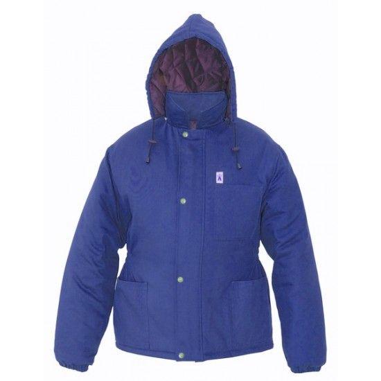 Sara doker, bélelt téli kabát, 100% pamut anyagból.  http://www.munkavedelem-net.hu/munkaruha-belelt-kabat-sara-doker-9309