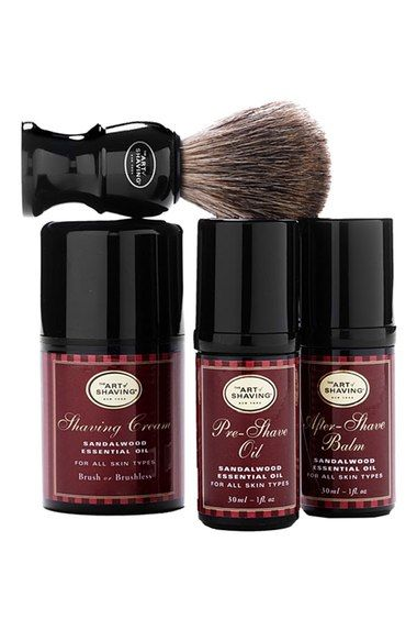 The Art of Shaving® 'Sandalwood' Initiation Kit available at #Nordstrom