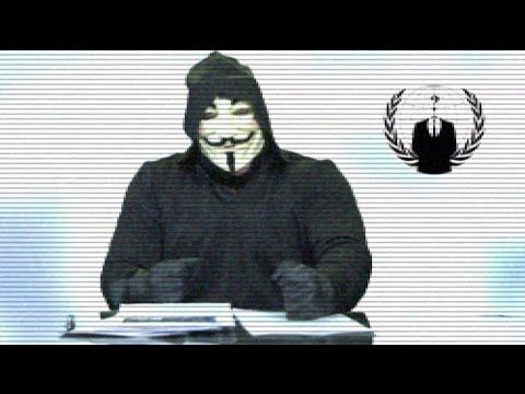 2015Anonymous calls out Barack Obama, before the 2015 State of The Union…