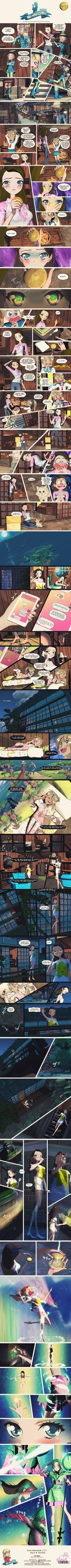 Noroi No Hanta - Page 16-30 by MichiruBokido.deviantart.com on @DeviantArt