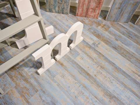 Shabby Chic Flooring - The Faro Collection