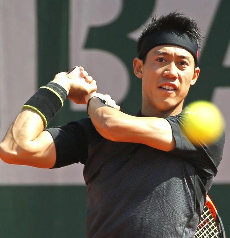 世界ランキング6位で第5シードの錦織圭(26=日清食品)が、世界40位アンドレイ・クズネツォフ(25=ロシア)を6-3、6-3、6-3のストレートで下し2回戦を突破した。 - 日刊スポーツ新聞社のニュースサイト、ニッカンスポーツ・コム(nikkansports.com)