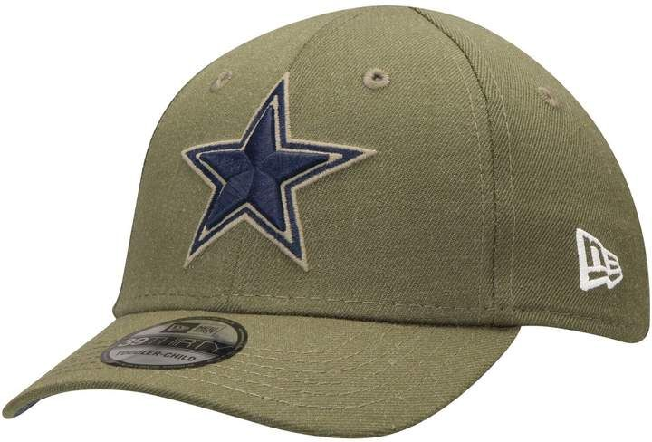 promo code cheap new style New Era Toddler Olive Dallas Cowboys 2018 Salute To Service ...