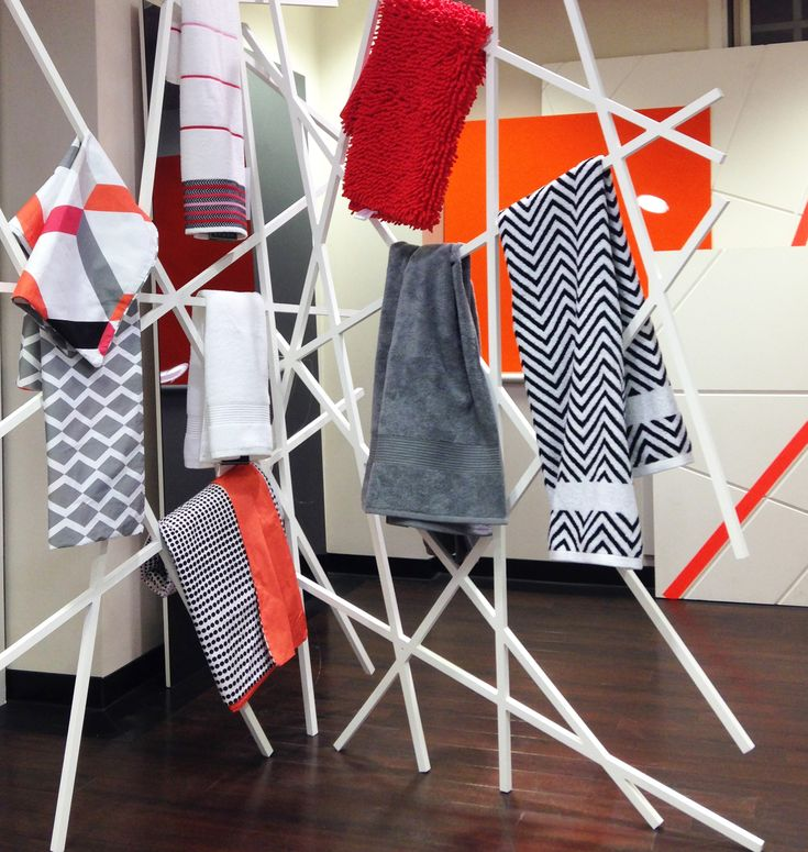 Best Bathroom Ideas Images On Pinterest Bathroom Ideas Bath - Orange patterned towels for small bathroom ideas