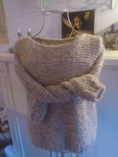 Dorte skappel genser