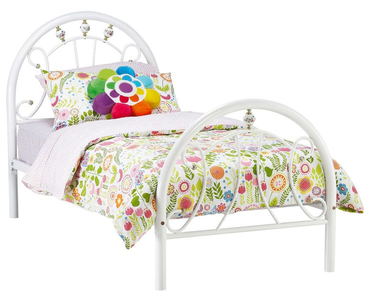 Anna Single Bed Frame by Paulack Furniture from Harvey Norman NewZealand
