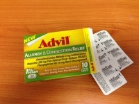 Advil® Allergy & Congestion Relief - Married To A Geek