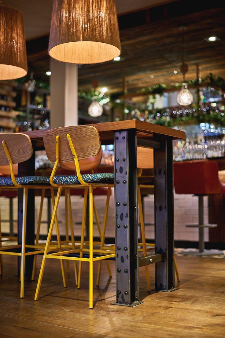 1000+ ideas about Industrial Restaurant Design on Pinterest ...