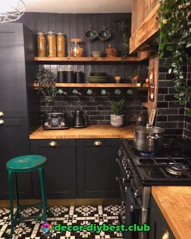 Meubles De Bricolage Meubles De Bricolage Mobilier Industriel De Style En 2020 Idee Deco Cuisine Cuisine Moderne Interieur Moderne De Cuisine