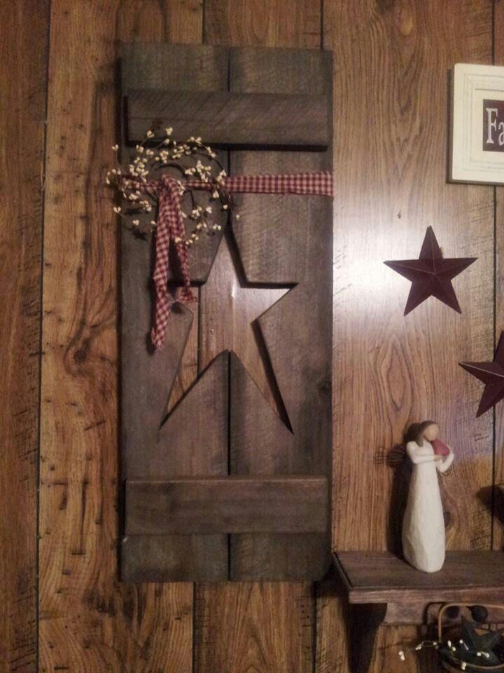 Primitive Diy Crafts Pinterest