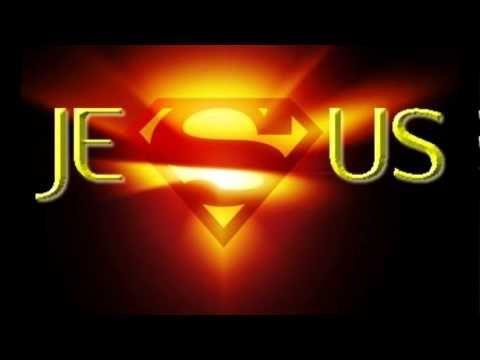 mi super heroe jesus contagius
