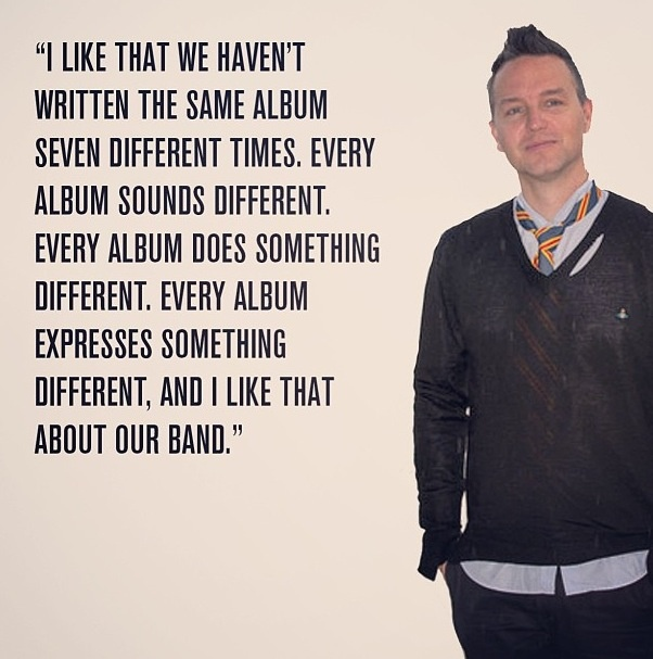 Mark Hoppus - Blink 182