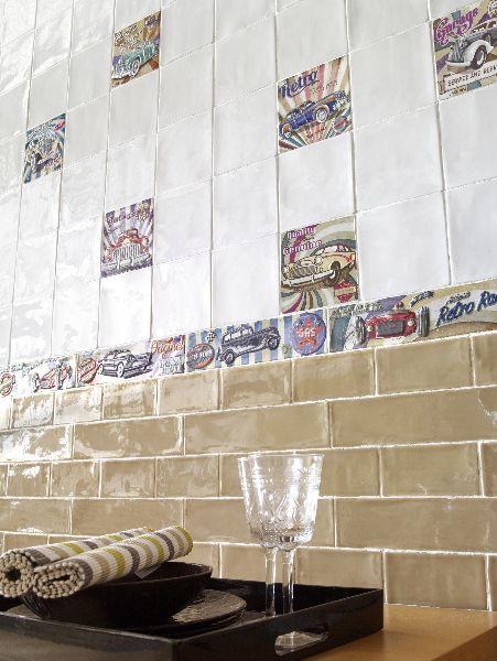 Ceramica Latina Toscana Latcars Series From Tile Of Spain