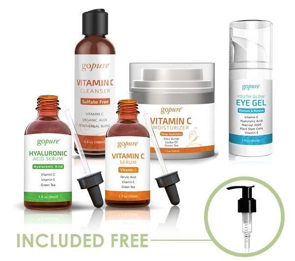 Beauty Care Gentler Gopure Kit Retinol Skin Womensskincareproducts Gopure Gentler Skin Care Kit No Re In 2020 Skin Care Kit Natural Skin Care Facial Skin Care