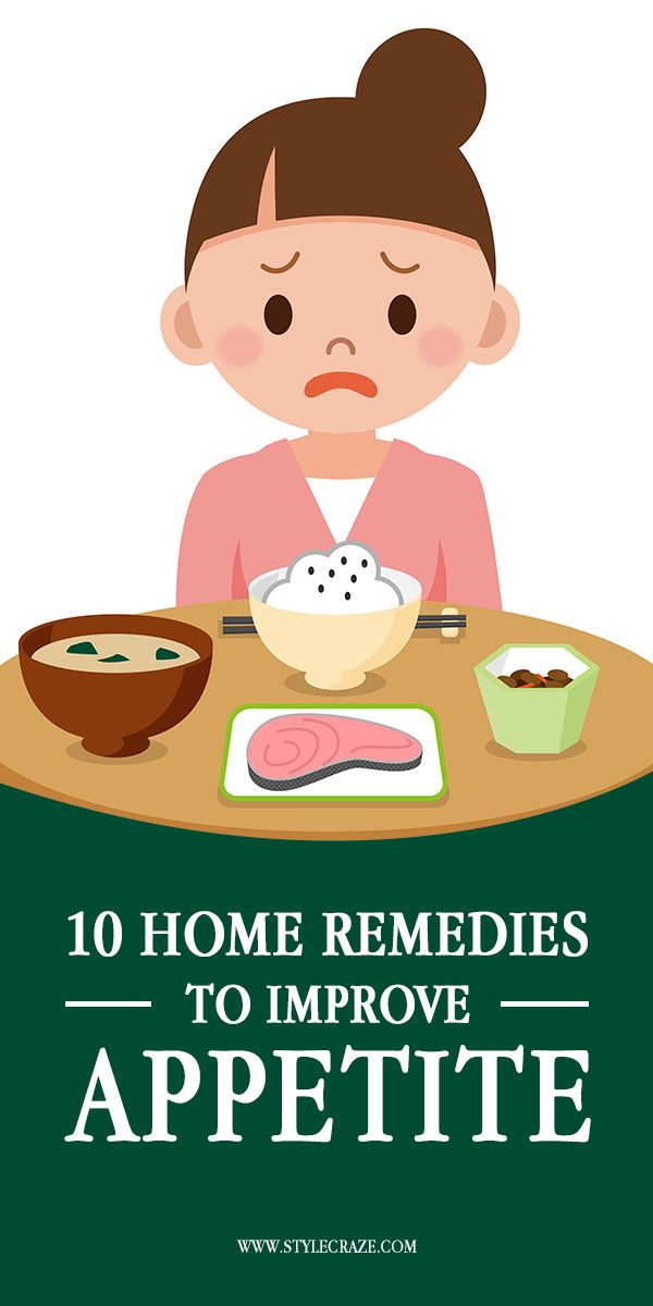 Poor appetite can stem from many causes. However, there are immediate solutions right in your kitchen. Know the home remedies for ...