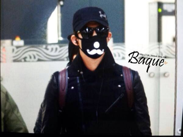 20150105 Back from Japan, Gimpo Airport