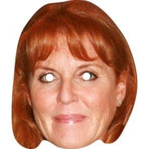Sarah Ferguson Face Mask