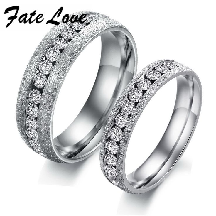 Find More Rings Information about Min order 10$ (mix order)Sweet  New Exquisite Rhinestone Wedding Engagement ring 359 Men size 7/8/9/10/11  Women size 5/6/7/8,High Quality wedding dresses one shoulder,China wedding invitation paper supplies Suppliers, Cheap ring custom from Fate Love Jewelry on Aliexpress.com