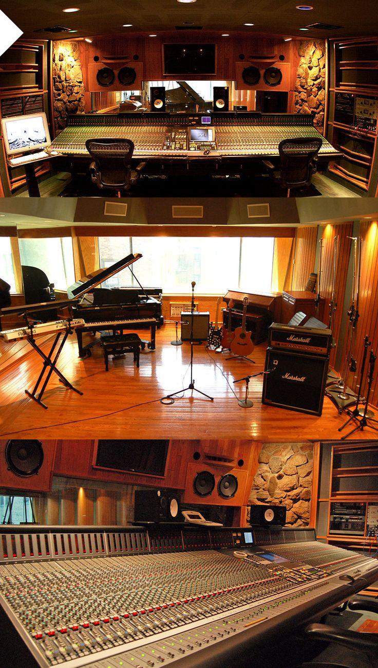 Studio K - Platinum Sound Recording Studios