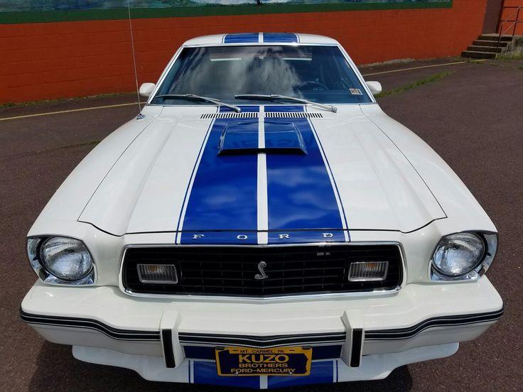1976 Ford Mustang Cobra II | eBay