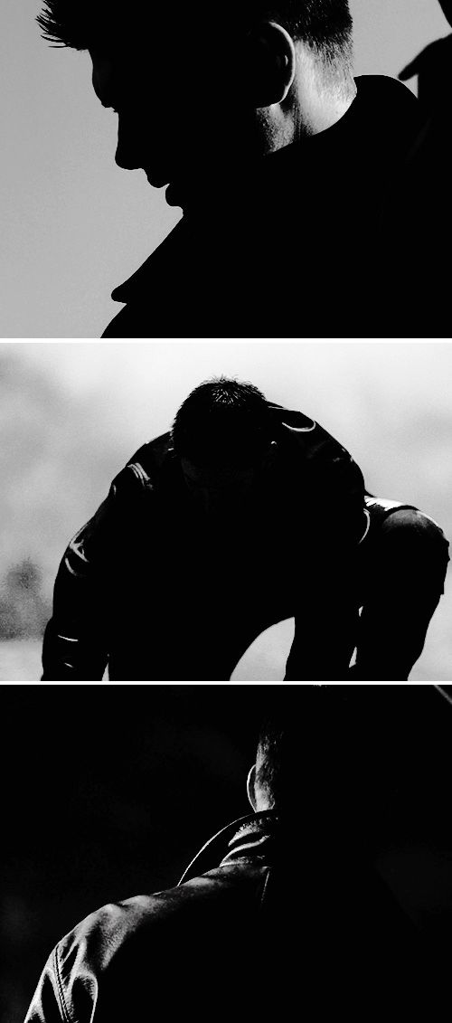 Dean Winchester: a study in silhouettes | Supernatural