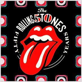 Rolling Stones - Quadrinhos confeccionados em Azulejo no tamanho 15x15 cm.Tem um ganchinho no verso para fixar na parede. Para entrar em contato conosco, acesse: www.babadocerto.c...