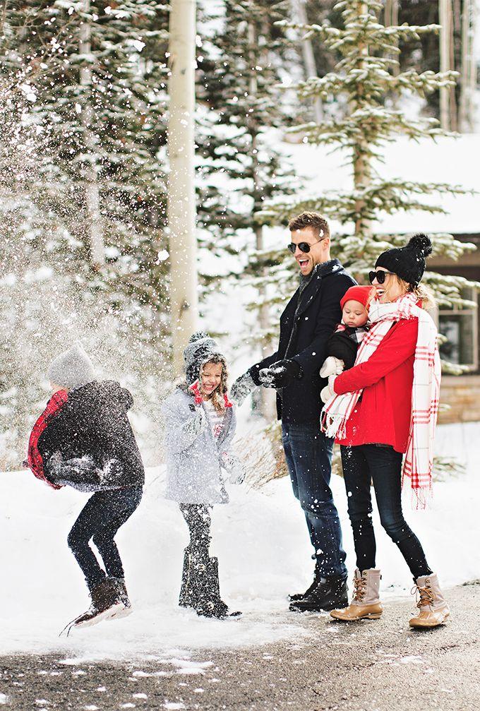 First Snow | Hello Fashion