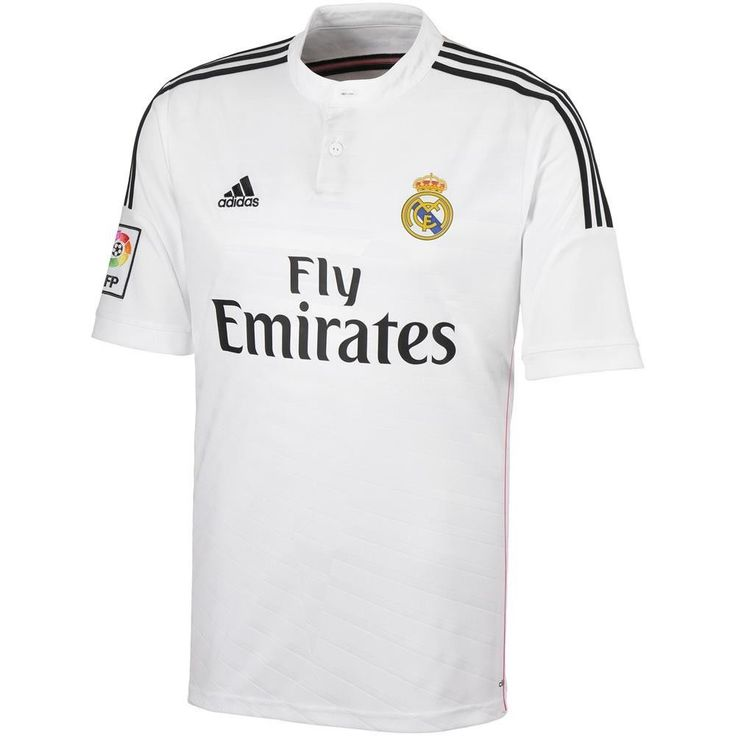 ... goalkeeper blue soccer shirt kitkids adidas real madrid 2014 15 home  football shirt ... ae7714412