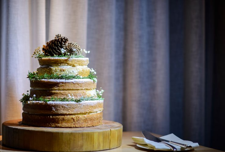 Rustic Elegance with Pinecones & Herbs | Vail, CO