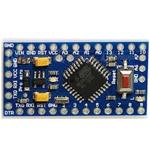 SODIAL(R) Nouvelle version amelioree Pro Mini Atmega328P 5V / blocs de 16MHz For Electronic Media interactif: Cet article SODIAL(R)…