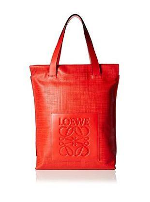 Loewe Bolso shopping (Rojo)