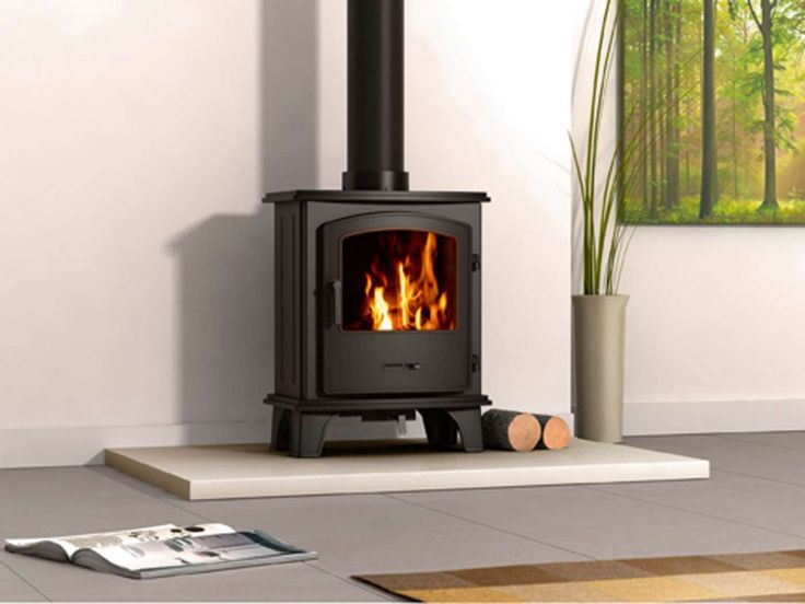 How to Replace a Gas Fire With a Woodburner - Homebuilding & Renovating