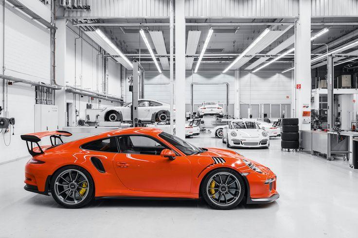 Porsche 991 GT3 RS Nürburgring Lap Record Attempt? - Ferdinand